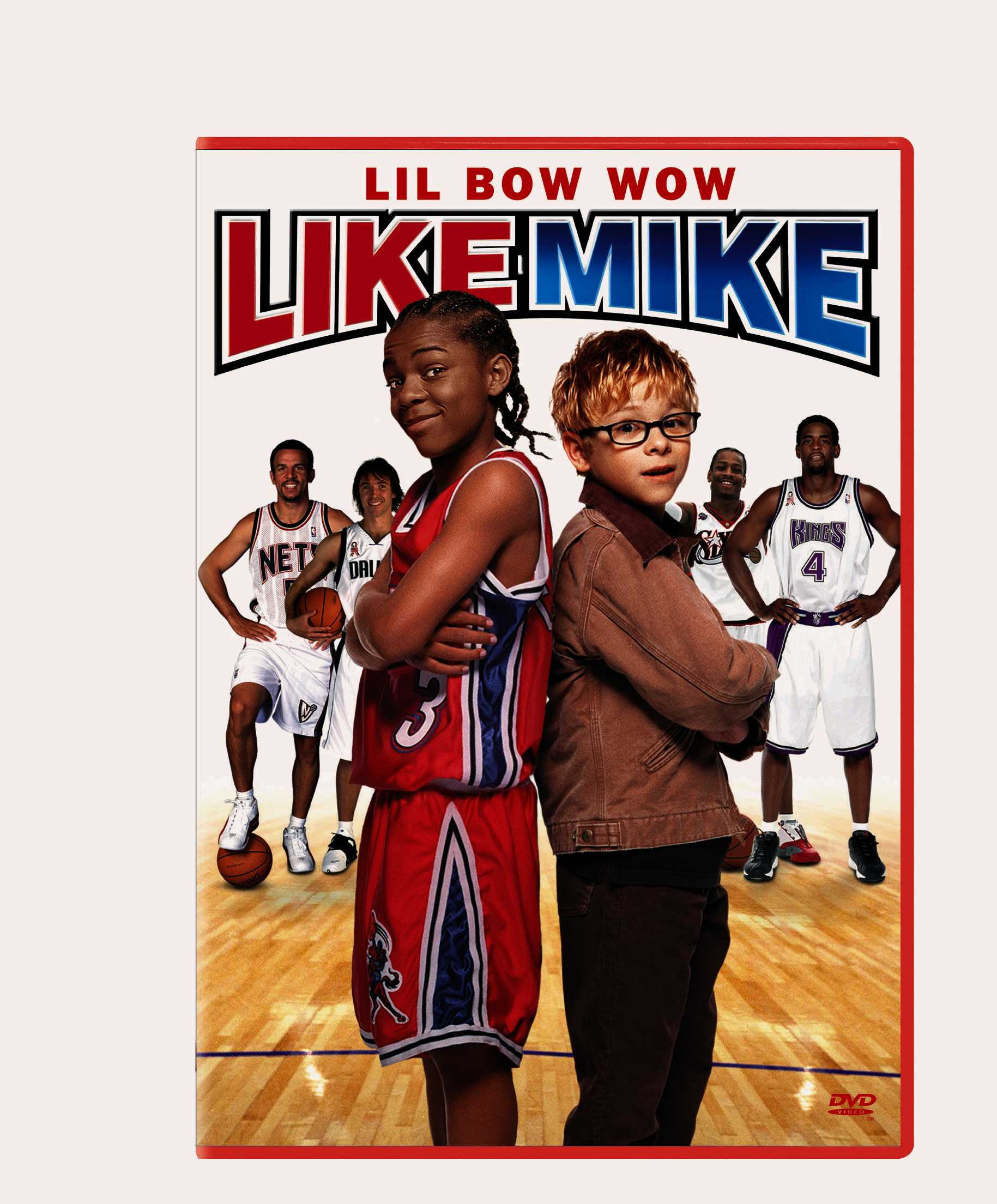 LIKE MIKE BY LIL BOW WOW (DVD)
